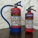 Mild Steel A B C Dry Powder Type Fire Extinguisher, Capacity: 4kg