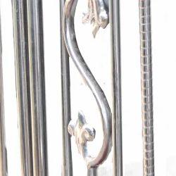 Mild Steel Designer Railing