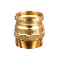 Brass Camlock Coupling Type - F