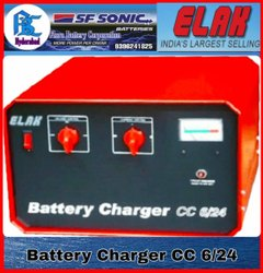CC 6/24 Elak Multi Battery Charger