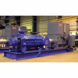 Multistage Pump Plant