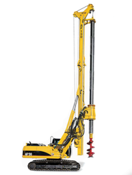 IMT Piling Rig