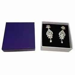 Square Earring Packaging Box
