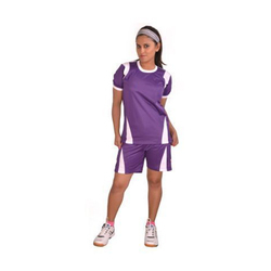 Sportica Polyester Ladies SP Kabaddi Jersey ands Shorts