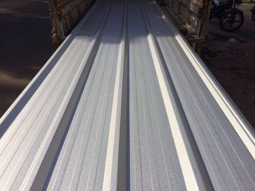 Bare Galvalume Roofing Sheet
