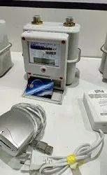 Chint Prepaid Gas Meters, For Laboratory, Model Name/Number: G 1.6