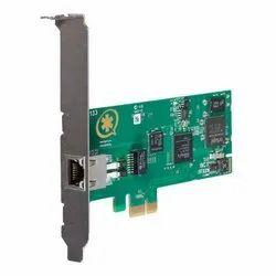 Sangoma 2E1/T1 PRI Card LEC (PCIe) with LEC