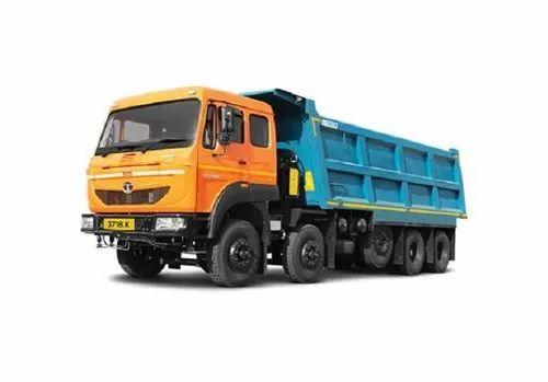 Tata Signa 3718.TK 10x2 Tipper Truck, 37 ton GVW