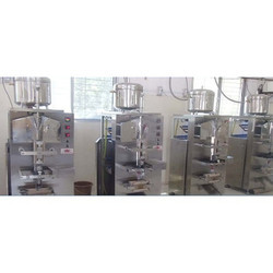 Double Head Pepcee Cola Pouch Packing Machine