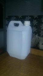 Plastic Jerry Can- Sanitizer Packing