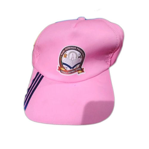 ff994f05f8eb5 Pink Casual Wear Baby Printed Cap