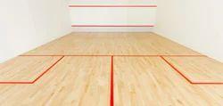 Squash Court Flooring