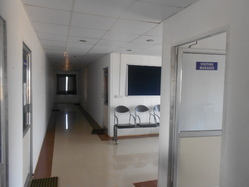 Internal Site Office
