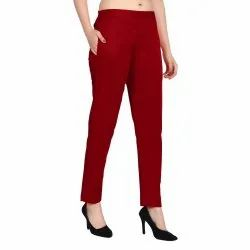 Cigarette Pants for Ladies