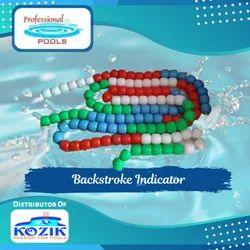 Backstroke Indicator