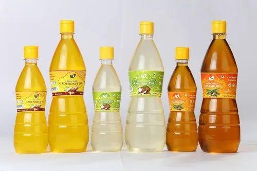 Green India Edible oil