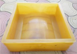 Square PVC Saucer Drain Mould