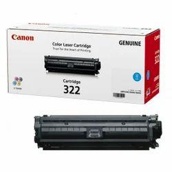 Canon Cart 322 Cyan Toner Cartridge