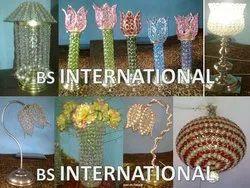 Handmade Glass Lamp for Decoration