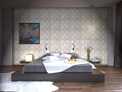 Groove Stone Mosaics Tiles