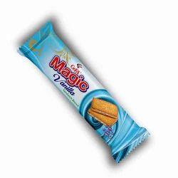 Vanilla Flavoured Sandwich Biscuit