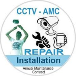 6000+ Dome Camera CCTV AMC Services, in R, One Year
