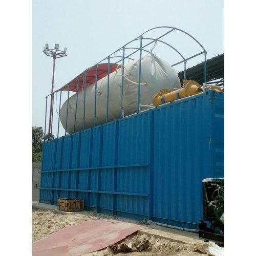 Containerized Biogas Plant