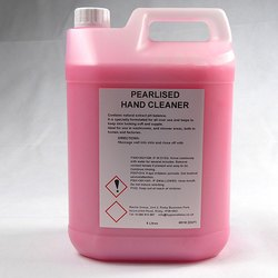 Pearlised Hand Cleaner