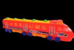 Metro Train Toy