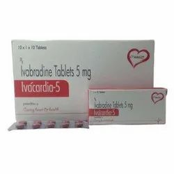 5 mg Ivabradine Tablets