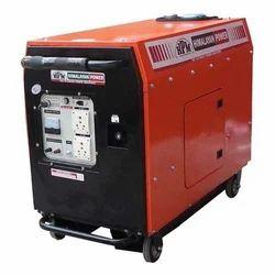 Honda Portable Air Cooled Genset, Voltage: 220 & 240 V