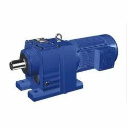 Electric Helical Geared Motor
