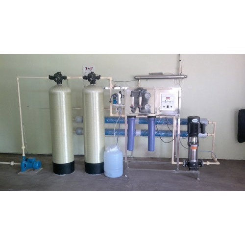Water Treatment and RO Plant - Semi Automatic RO Plant