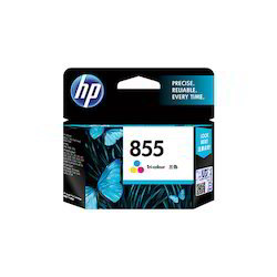HP 855 Color Ink Cartridge