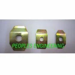 Zinc Plated Steel Bridge Washer In Metal, For TYRE INDUSTRIES