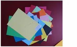 Pastel Non Fluorescent Paper
