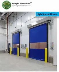 Rapid Roll Up Door