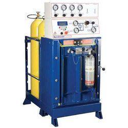 Cylinder Hydraulic Testing