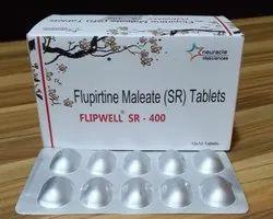Flupirtine Sustain Release 400mg Tablet