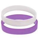 UV Silicone Wristbands