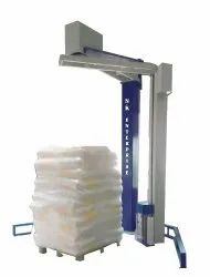 Rotary Pallet Stretch Wrapping Machine