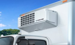 Truck Air Conditioning System
