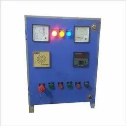 Hydraulic Press Control Panel