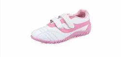 Heena White - Pink Shoe