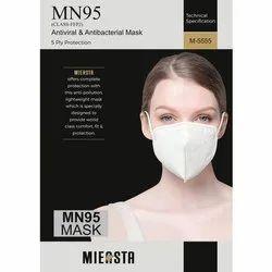 Disposable Mieasta MN95 Antivirus And Antibacterial Face Mask