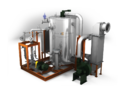Fully Automatic Thermic Fluid Heaters