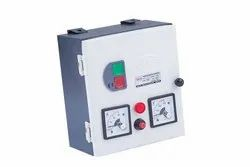 Single Phase Open Well Control Panel with Meter
