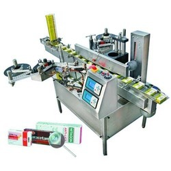 Seal Labeling Machine