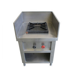 Single Burner Bulk Cooking Range