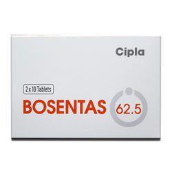 Bosentas Medicine 62.5